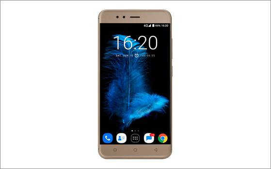 infocus turbo 5  InFocus Turbo 5 with 5000mAh battery launched, will be available ...