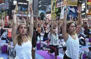 How the world is gearing up to celebrate International Yoga Day