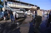 Suicide bomber kills 30 in Iraq, Islamic State hand suspected