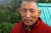The story of a refugee monk who