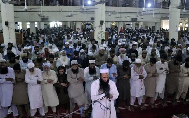 Jamaat-ud-Dawa holds prayer meeting for killed militants