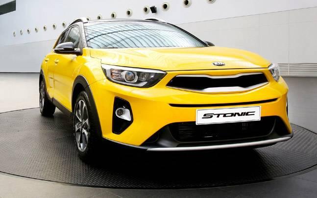 Kia Reveals A New Compact Crossover The 2017 Stonic Auto News