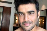 SEE PIC: Call the fire brigade, R Madhavan's post-shower selfie is too hot