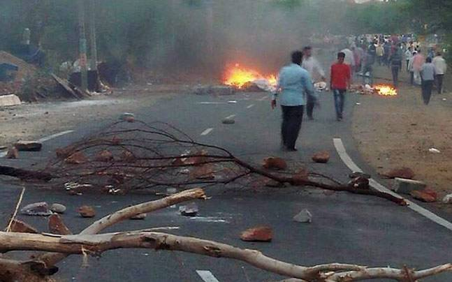 Mandsaur unrest