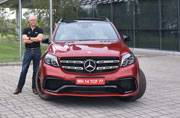 Mercedes-AMG G 63 'Edition 463' and Mercedes-AMG GLS 63 launched in India