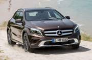 2017 Mercedes-Benz GLA facelift coming to India on July 5