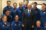 Indian-American among 12 new astronauts chosen by NASA from over 18,000 applicants