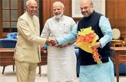 How Ram Nath Kovind was Amit Shah's best kept secret until the last moment