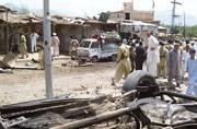 Separate blasts kill nearly 30 in Pakistan