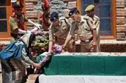 J&K: North Srinagar SP transferred after Ayub Pandith's lynching outside Jamia Masjid
