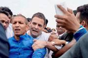 Before Mandsaur, Rahul Gandhi visited these 7 places of violence and protests
