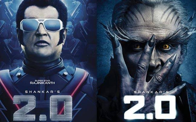 2.0 (2018) DVDScr Hindi Full Movie Watch Online Free