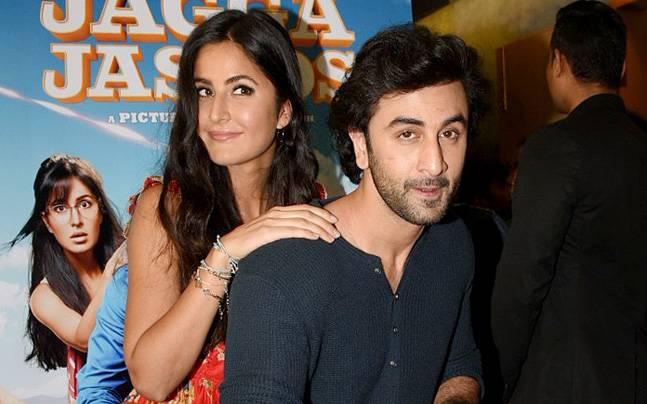 Katrina Kaif with Single