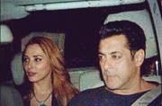 SEE PICS: Salman Khan arrives with rumoured girlfriend Iulia Vantur for Tubelight screening