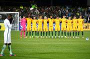 No action from FIFA over Saudi Arabian players' minute's silence snub