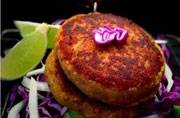 You can whip up these easy, 10-ingredient chicken shami kebabs in no time