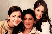 Confirmed: Shah Rukh to reunite with Katrina and Anushka for Aanand L Rai's next