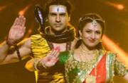 Nach Baliye: Divyanka-Vivek play Shiv Parvati; Sanaya Irani plays acid attack survivor