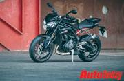 2017 Triumph Street Triple 765 to launch in India on June 12