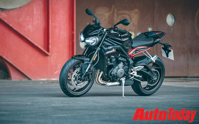 2017 Triumph Street Triple 765 To Launch In India On June 12 Auto News