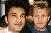 Vikas Khanna gets nostalgic about working with chef Gordon Ramsay