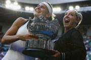 French Open: Bethanie Mattek-Sands and Lucie Safarova win third straight Grand Slam tilte