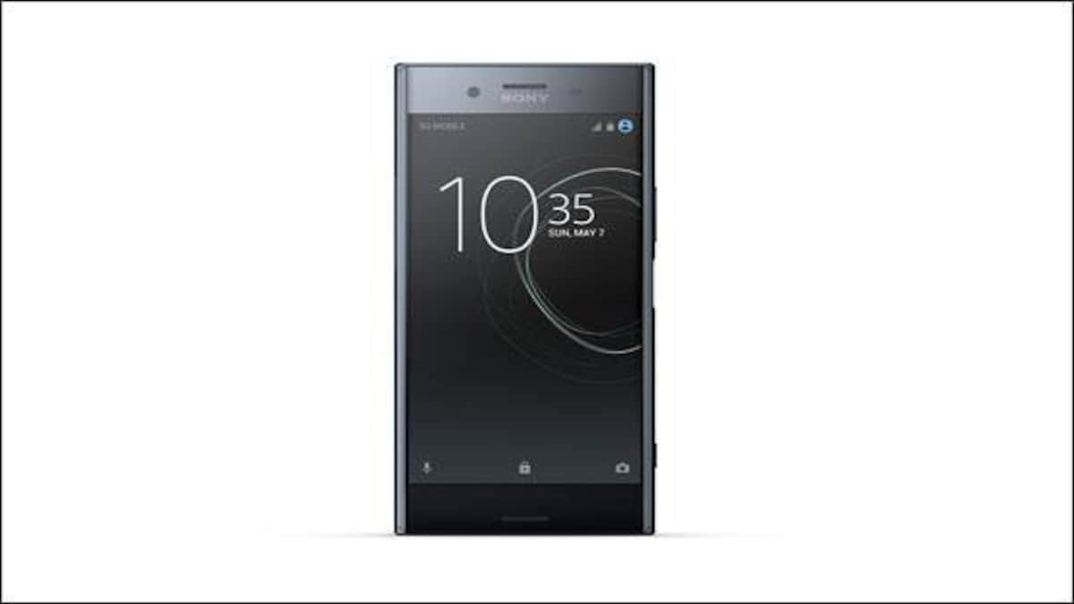 Sony Xperia XZ Premium 4K HDR phone with Motion Eye camera