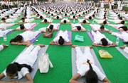 Delhi: NDMC to popularise yoga through wall paintings at prominent locations