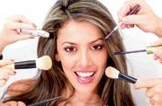Using beauty products may do you more harm than good