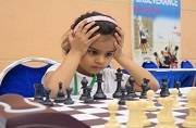This 8-year-old Indian girl bagged a bronze medal in Commonwealth Chess Championship 2017