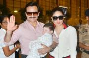 SEE PIC: Taimur Ali Khan, Saif and Kareena Kapoor Khan head to Switzerland
