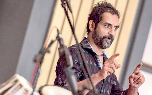 Karsh Kale explores the electronic sounds of tabla