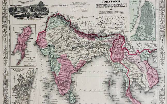 Discover how the Indian subcontinent has changed, through ... on show indian flag, live indian map, sketch indian map, search indian map, great indian map, open indian map, good indian map,