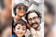 SEE PICS: Aamir Khan takes a break from Thugs of Hindostan, goes on a vacation with family