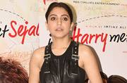 Anushka Sharma should know, all black is not always nice