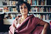Arundhati Roy just made it to the Man Booker Prize 2017 longlist