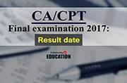 CA/CPT final examination May/June 2017: Results to be declared on July 18
