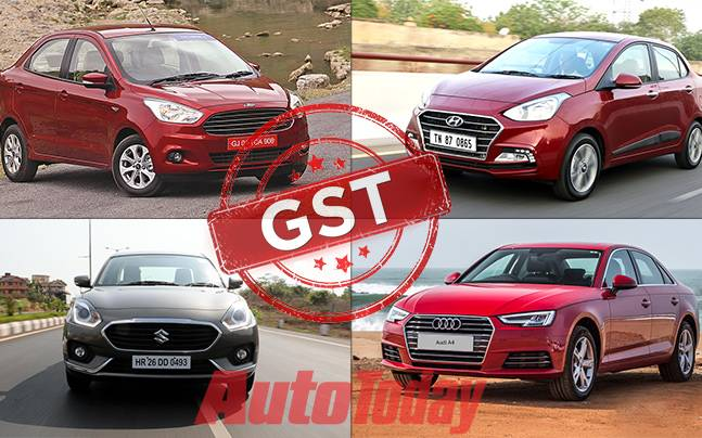 Gst Here S A List Of Cars That You Can At Reduced Price
