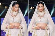 In Pictures: Sonam Kapoor plays bride for Abu Jani & Sandeep Khosla