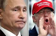 For Donald Trump, the honeymoon with Vladimir Putin may finally by over