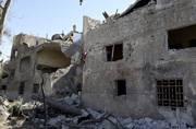 Three car bombs hit Damascus, 20 people killed