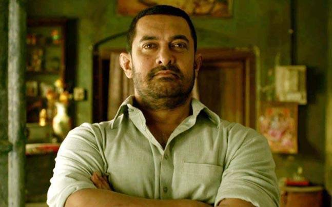 Aamir Khan in Dangal