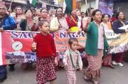 Darjeeling unrest: Gorkha Janmukti Morcha puts children at forefront in protest rally, yet again