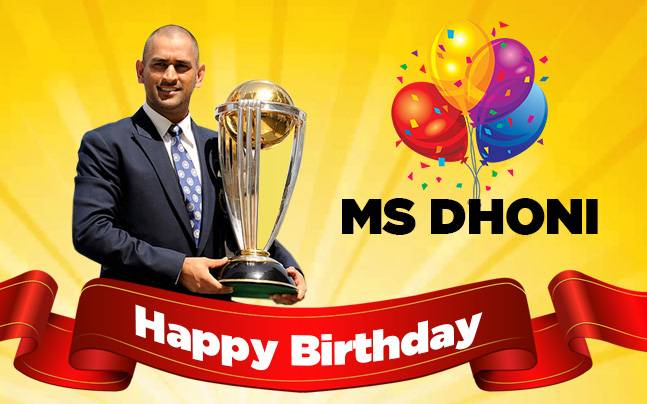 happy birthday ms dhoni 36 facts about captain cool sports news