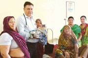 This Agra doctor is securing future of girls born at his clinic by counselling parents