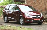 Honda discontinues the Mobilio in India due to poor sales