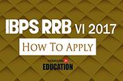 IBPS RRB VI 2017 registration process starts at ibps.in: How to apply