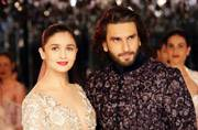 India Couture Week Finale: Alia Bhatt and Ranveer Singh looked majestic on the ramp