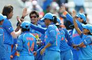 Women's World Cup: How Ekta Bisht spun the game in India's favour