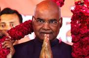 President Ram Nath Kovind makes Twitter debut, tweets his first national address